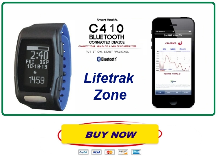 Lifetrak C400 Series