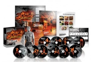 INSANITY DVD Workout1