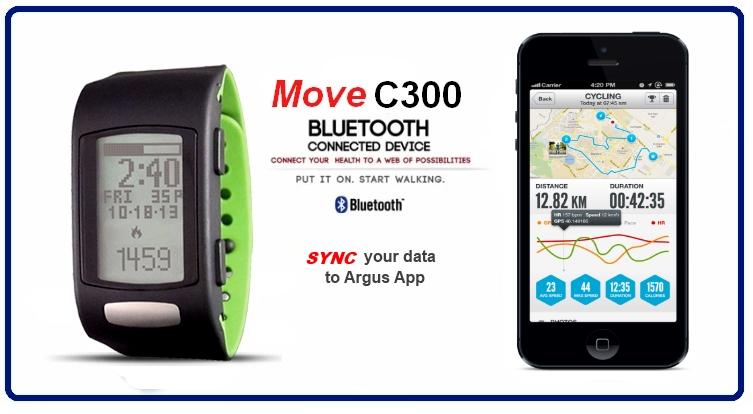 Lifetrak move c300