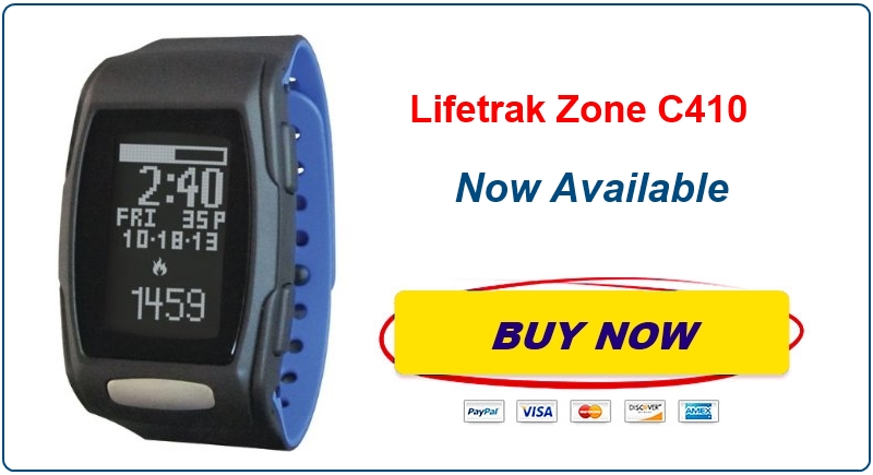 Buy lifetrak c410