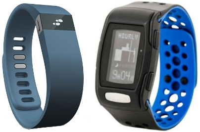 fitbit force vs lifetrak zone c410